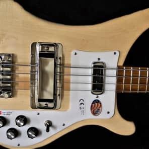 Rickenbacker 4003S bass 2018 Mapleglo for sale