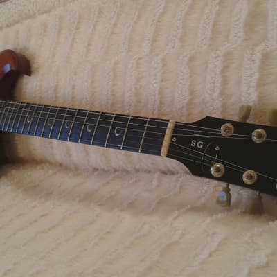 Gibson SG Original 1999 rojo
