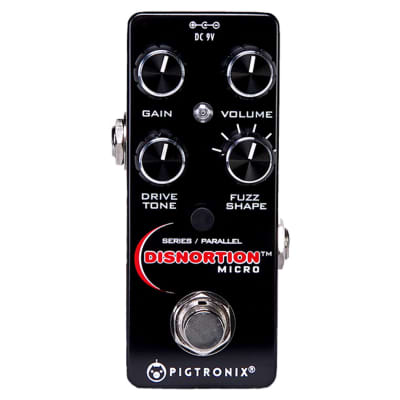 Pigtronix Disnortion Micro - Used