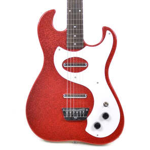 Danelectro 63 Reissue Red 2008