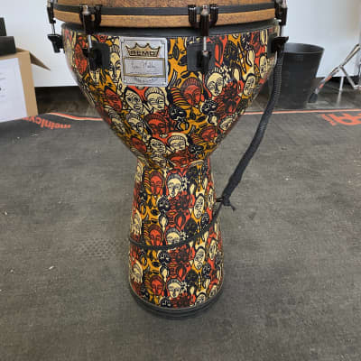 """Remo 14"""" Djembe Leon Mobley - Used"""