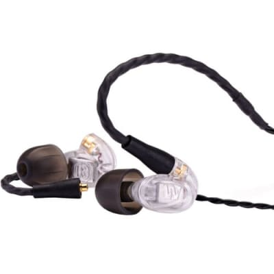 Westone UM Pro20 Dual-Driver Universal In-Ear Monitors (Clear)