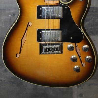 Fender Starcaster 1976 Sunburst for sale