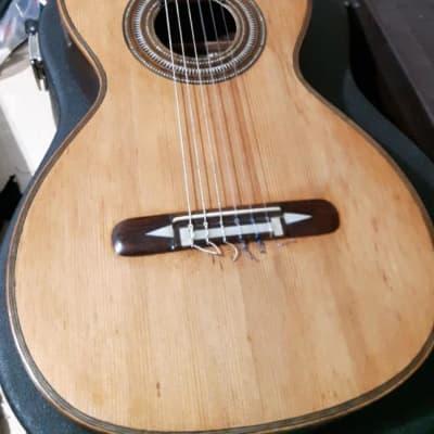 Salvador Ibañez 1898-1902  Romantic/Parlour guitar 1898 for sale