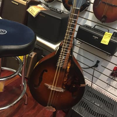 Kalamazoo KM-12 Style A Mandolin by Gibson for sale