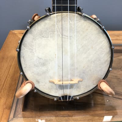 Slingerland Maybell Banjo Ukulele Black satin for sale