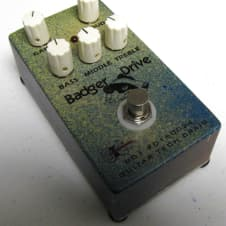 Badger Drive MOSFET Overdrive Distortion (rare Ibanez Mostortion) ~listen~ GTC image