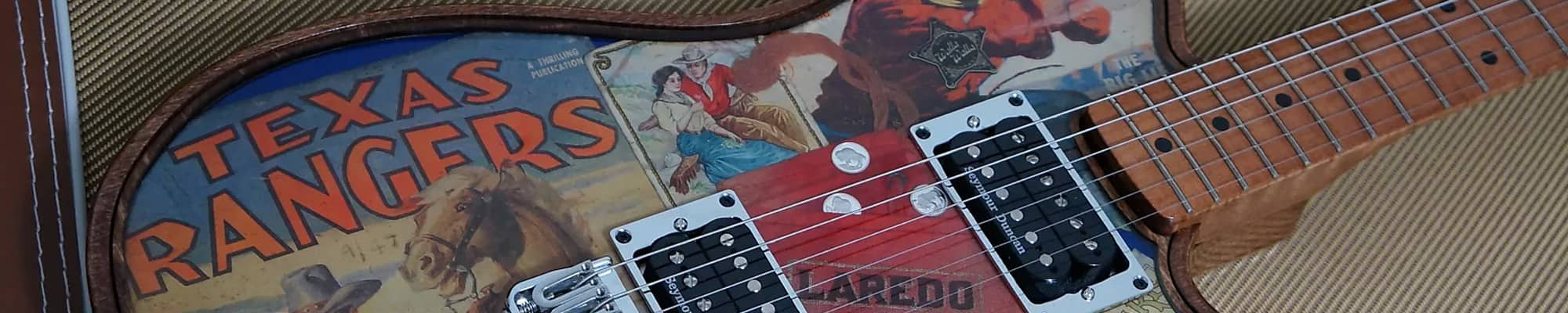 The 22 Most Outrageous Guitar Finishes On Reverb Right News Fender American Special Stratocaster Wiring Diagram