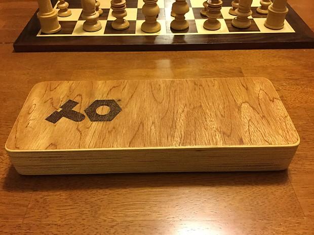 Case Blue Board Game : Teenage engineering op 1 custom wooden case blue felt lining reverb
