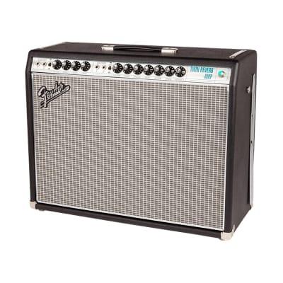 "Fender '68 Custom Twin Reverb-Amp 2-Channel 85-Watt 2x12"" Guitar Combo"