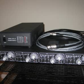 NPNG QMP-4NW 4-Channel Microphone Preamp