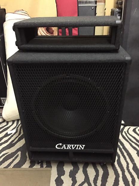 Carvin RL 118 Bass Cabinet 1996 18