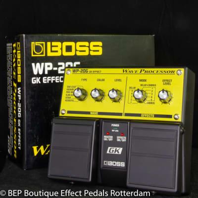 Boss WP-20G Wave Processor s/n Z070617
