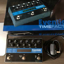 Eventide TimeFactor 2017 (2 months old) MINT!