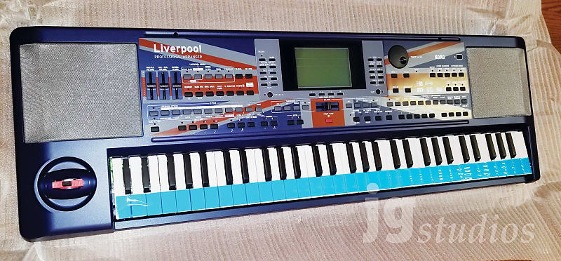 Korg Liverpool Professional Arranger - New in Box!