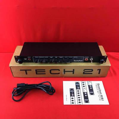[USED] Tech 21 RBIWA3 SansAmp RBI - 1U Rackmount Bass Preamp