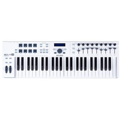 Arturia Keylab Essential 49 USB MIDI Keyboard Controller