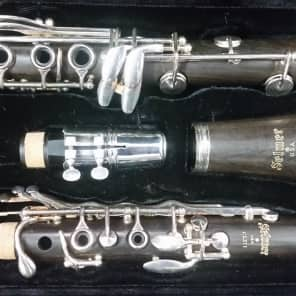Selmer CL211 Step-Up Model Bb Clarinet