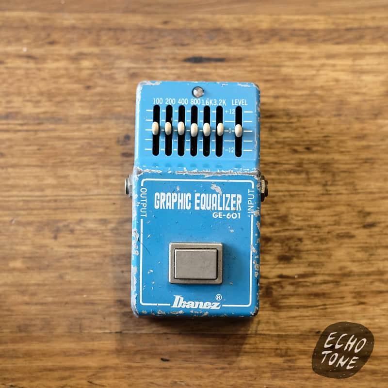 1981 Ibanez GE-601 Graphic Equalizer | Echo Tone | Reverb