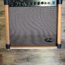 Stagg Acoustic Guitar Amp 40 Watts With Reverb (40AAR)