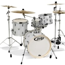"""PDP New Yorker 10""""/13""""/18"""" w/ 6x13"""" Snare 4pc Compact Kit 2010s image"""