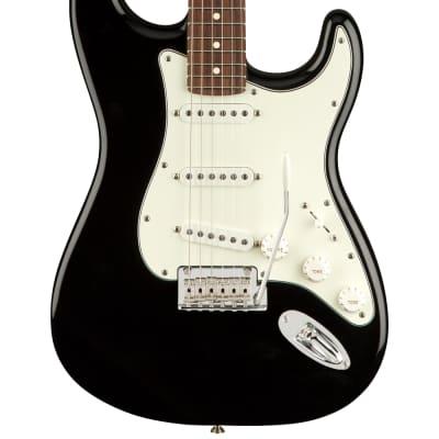 NEW Fender Player Stratocaster - Black (412)