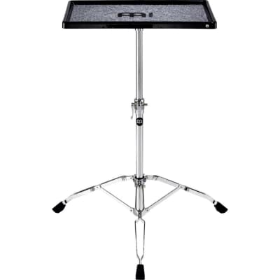 """Meinl TMPTS 16x22"""" Percussion Traps Table w/ Double Braced Stand"""