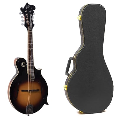 The Loar LM-520 Performer F-Style Mandolin + FREE Hardshell Case