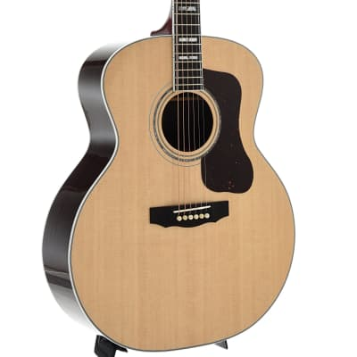 Guild USA F-55 Jumbo Acoustic Guitar and Case for sale