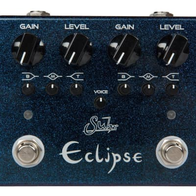 Suhr Limited Edition Galatic Eclipse Dual-Channel Overdrive & Distortion Pedal