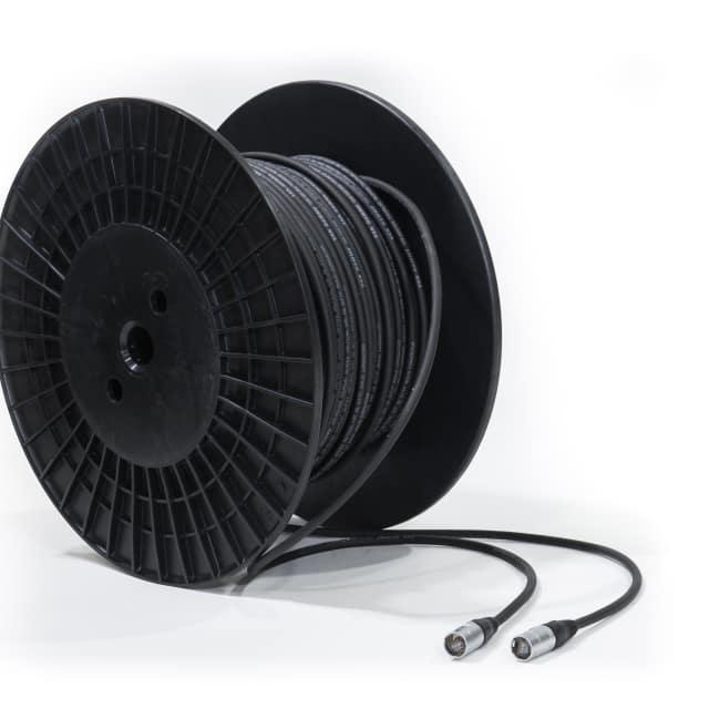 Van Damme TourCat Tactical Cat5e Shielded Cable (100 metre) image
