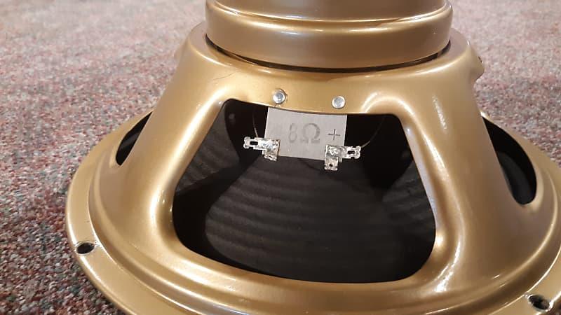 celestion alnico gold 12 50w 8ohm guitar speaker reverb. Black Bedroom Furniture Sets. Home Design Ideas
