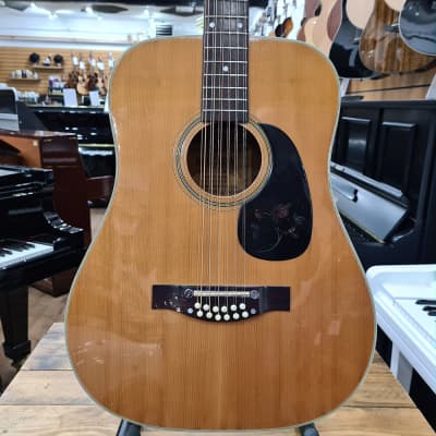 Hokada 3142 Acoustic Guitar Natural |  | SP18173 | Sherwood Phoenix for sale
