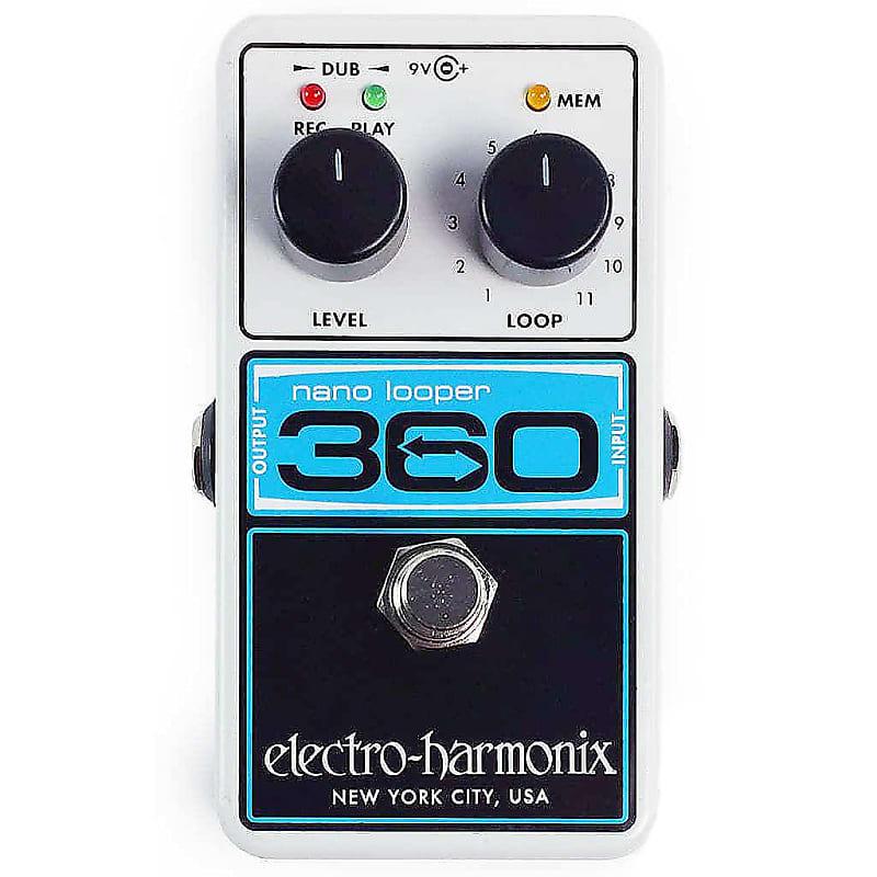 free shipping Electro-Harmonix Nano 360 Looper pedal