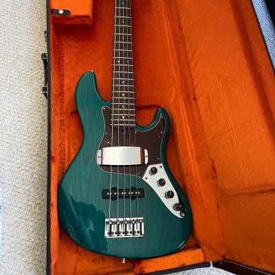 Fender American Deluxe Jazz Bass V  (5 String) Nordstrand P/UPs & Sadowsky Pre for sale