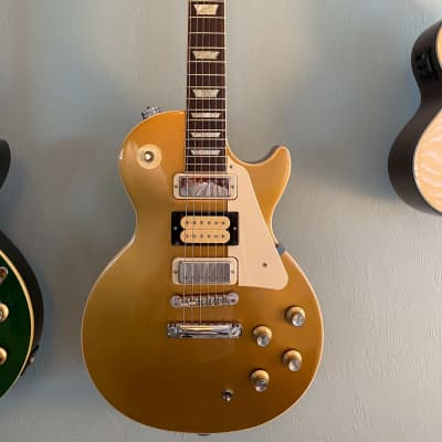 2016 Gibson Artist Series Pete Townshend Signature '76 Les Paul Deluxe Gold Top
