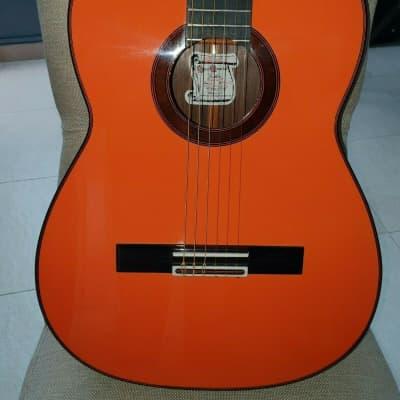 Juan Pimentel Brazillian Rosewood Classical Guitar 2018 for sale