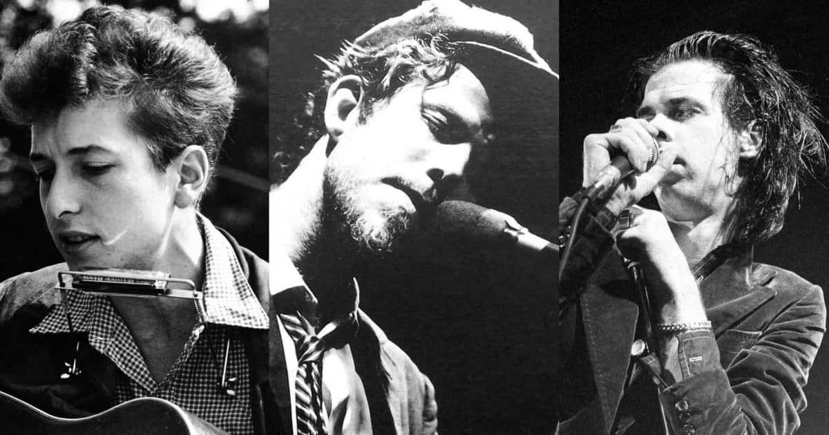 Songwriting Approaches of the Masters: Bob Dylan, Tom Waits and Nick Cave