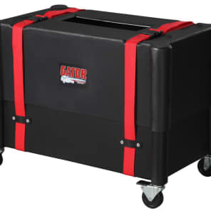 "Gator G-112-ROTO Molded 1x12"" Guitar Combo Amp Case w/ Wheels"