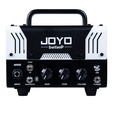 JOYO BanTamP Vivo 5150 Tone Bluetooth Tube Amp 20 watt