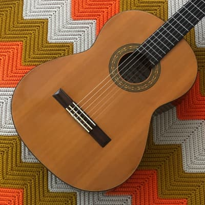 Kimbara N 169 - Stunning Classical Guitar! - 1970's Made in Japan! - Fantastic Condition! - for sale