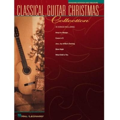 Classical Guitar Christmas Collection (Standard Notation & Tablature)