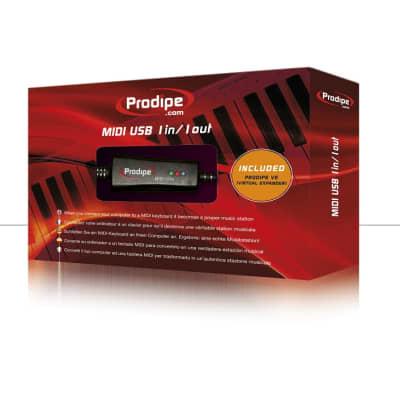 Prodipe 1i1o USB Midi interface