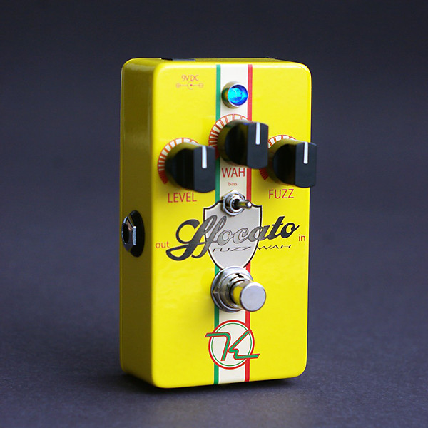 Keeley Sfocato Fuzz Wah Music Force Global Networks Reverb