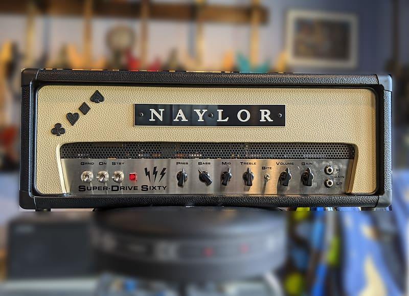 A Naylor Super-Drive Sixty.