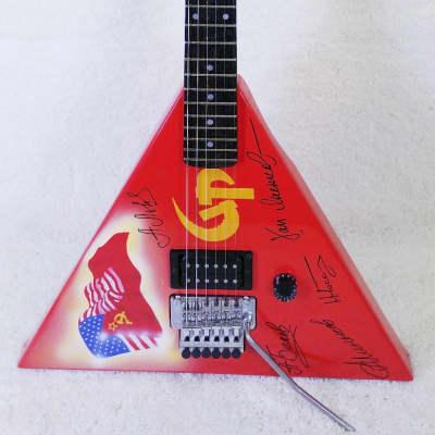Kramer Gorky Park model AC1765 Electric Guitar, 1989 with Original Hardshell Case for sale