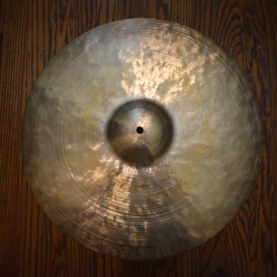 "Ottaviano 20"" Ride Cymbal 2015 Natural"