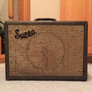 Supro Super 1606 1963
