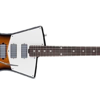 Ernie Ball Music Man St. Vincent Electric Guitar - Tobacco Burst for sale