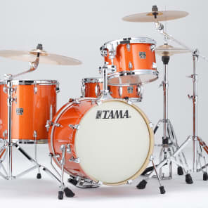 "Tama CK48SBOS Superstar Classic Maple 8x12"" / 14x14"" / 14x18"" / 5x14"" 4pc Bop Shell Pack"